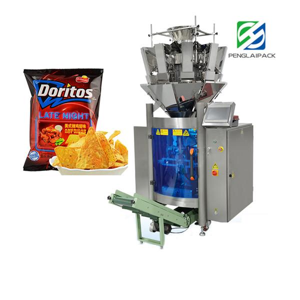 薯片包装机